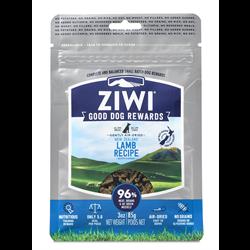 ZIWI Lamb Dog Treat Pouches 85.2g