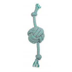 """Mammoth (25590F) Extra Fresh Monkey Fist Ball with Rope Ends, Small 13"""""""