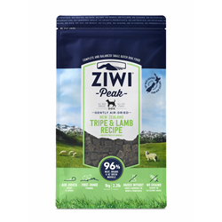 ZIWI Tripe & Lamb Air Dried Dog Food  1kg