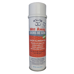 Wee Away Odors Be Gone (18oz)