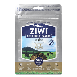 ZIWI Beef Dog Treat Pouches 85.2g
