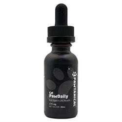 Pawtanical PawDaily Full Spectrum Hemp Health Oil 375mg - Cat