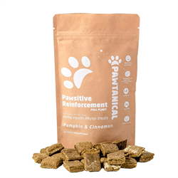 Pawtanical Pawsitive Reinforcement Phyto Treat 150g - Pumpkin & Cinnamon