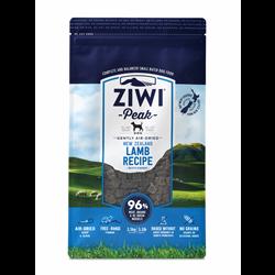ZIWI Lamb Air Dried Dog Food 2.5Kg