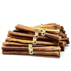 "Super Can 12"" Monster Bully Stick Odour Free (25/bag)"