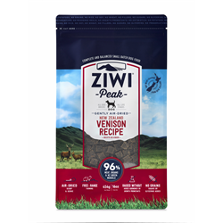 ZIWI Venison Air Dried Dog Food 454g