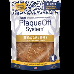 Proden Plaque Off System Dental Bones - Chicken & Pumpkin