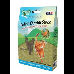 Emerald Pet Cat Dental Stixx 3.6oz - Tuna