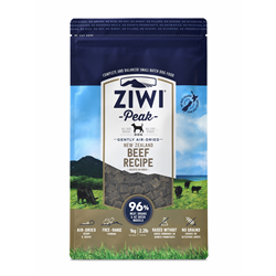 ZIWI Beef Air Dried Dog Food 1kg
