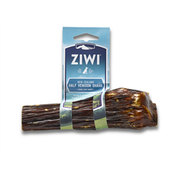 ZIWI Deer Shank Bone Half (beef esophagus top wrapped) Dog Chews 115g