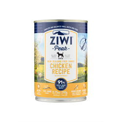 ZIWI Chicken Wet Dog Food 390g (12)