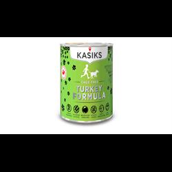 Kasiks Grain Free Turkey Dog Can 345g (12/C)