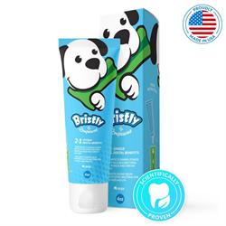 Bristly Pre-Biotic Enzymatic Toothpaste 4oz - Beef Flavour