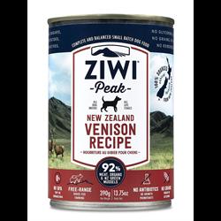 ZIWI Venison Wet Dog Food 390g (12)