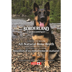 Borderland Grassfed Beef Bone Broth 591ml