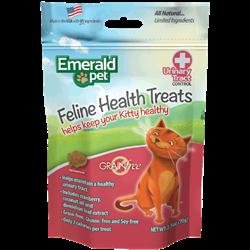 Emerald Pet Feline Health Chews Urinary Tract Formula 2.5oz - Chicken