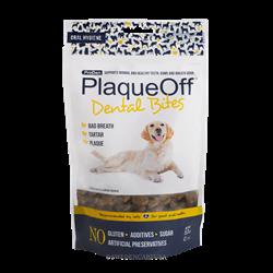 Proden Plaque Off Dog Crunchy Dental Bites 6 oz